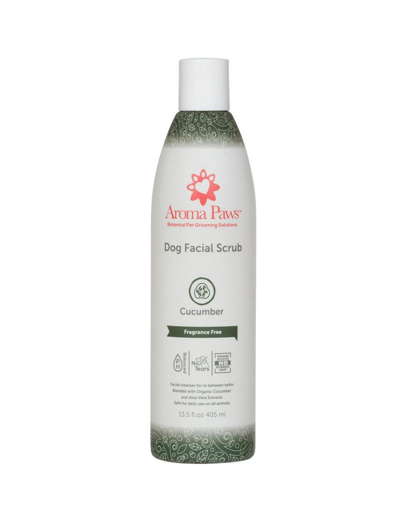 Aroma Paws Aroma Paws Dog Dog Facial Scrub 13.5 oz Cucumber