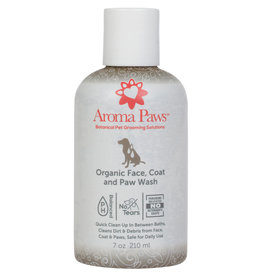 Aroma Paws Aroma Paws Organic Face, Coat & Paw Wash 7 oz