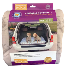 Poochpad PoochPad SUV Pad Beige