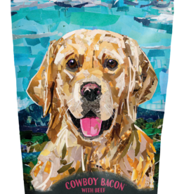 Wild Meadow Farms Wild Meadow Farms Gibson's Treats Cowboy Bacon with Beef 3 oz