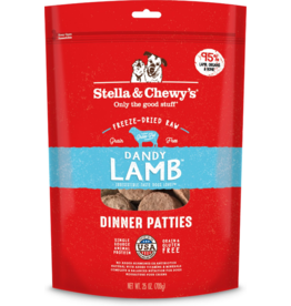 Stella & Chewy's Stella & Chewy's Freeze Dried Dog Food  Dandy Lamb Dinner 25 oz