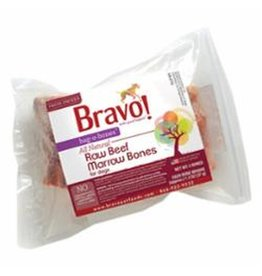 "Bravo Bravo Frozen Beef Marrow Bones 4""-6"" Single (*Frozen Products for Local Delivery or In-Store Pickup Only. *)"