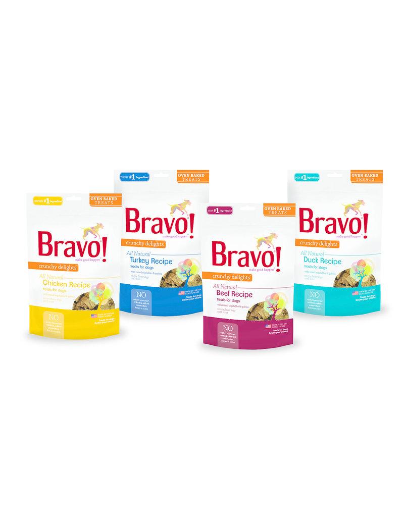 Bravo The Pet Beastro Bravo Freeze Dried Dog Treats Venison Liver Bonus Bites 3 oz All-Natural Dog Treats Pure Meat Protein Single-Ingredient Low-Fat Dry-Roasted