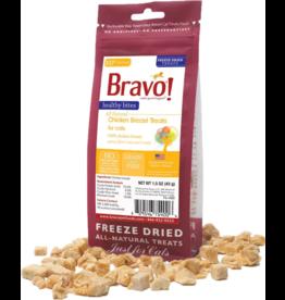 Bravo Bravo Freeze Dried Cat Treats | Chicken Breast 1.25 oz