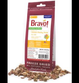 Bravo Bravo Freeze Dried Cat Treats | Chicken Medley 1.5 oz