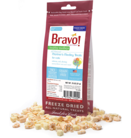 Bravo Bravo Freeze Dried Cat Treats Mariner's Medley 0.75 oz