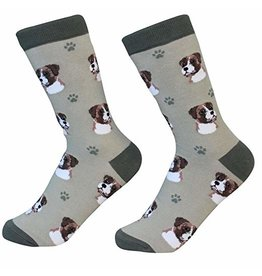Sock Daddy Sock Daddy Unisex One Size Cotton Socks | Boxer