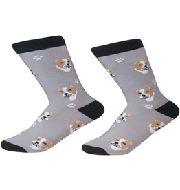 Sock Daddy Sock Daddy Unisex One Size Cotton Socks | Pit Bull