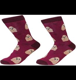 Sock Daddy Sock Daddy Unisex One Size Cotton Socks | Cocker Spaniel