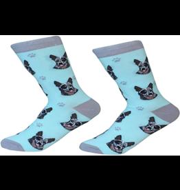 Sock Daddy Sock Daddy Unisex One Size Cotton Socks | Australian Cattle Dog