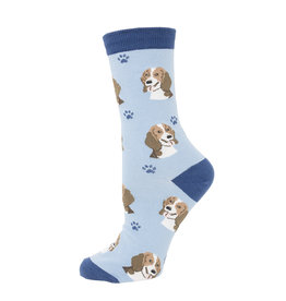Sock Daddy Sock Daddy Unisex One Size Cotton Socks | Beagle