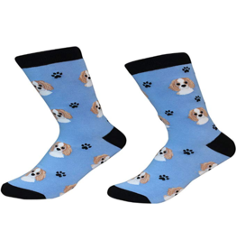 Sock Daddy Sock Daddy Unisex One Size Cotton Socks | Cavalier King Charles Spaniel