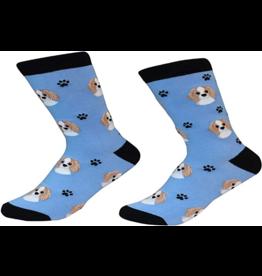 Sock Daddy Sock Daddy Unisex One Size Cotton Socks | Cavalier King Charles Spaniel