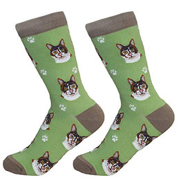 Sock Daddy Sock Daddy Unisex One Size Cotton Socks | Calico Cat
