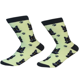 Sock Daddy Sock Daddy Unisex One Size Cotton Socks | Black Cat