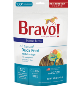 Bravo Bravo Bonus Bites Dry Roasted Duck Feet 5 oz