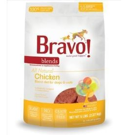 Bravo Bravo Blends Frozen Patties CASE Chicken 5 lbs (*Frozen Products for Local Delivery or In-Store Pickup Only. *)