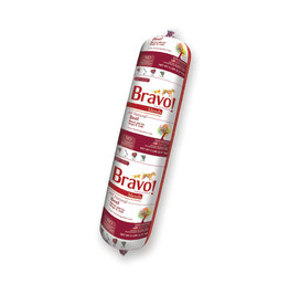 Bravo Bravo Frozen Chub Blends CASE Beef 2 lbs (*Frozen Products for Local Delivery or In-Store Pickup Only. *)