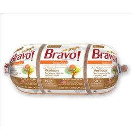 Bravo Bravo Frozen Chub Blends Boneless Venison 1 lb CASE/14 (*Frozen Products for Local Delivery or In-Store Pickup Only. *)