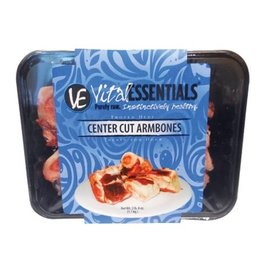 Vital Essentials Vital Essentials Raw Frozen Center Cut 8 oz Armbones 2 lb (*Frozen Products for Local Delivery or In-Store Pickup Only. *)