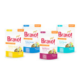 Bravo Bravo Freeze Dried Dog Treats  Turkey Hearts Bonus Bites 2 oz