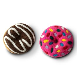 Distinctly Himalayan Distinctly Himalayan Cat Toy Donut 2 pack