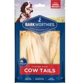 Barkworthies Barkworthies Dog Chew Cow Tails 6 oz