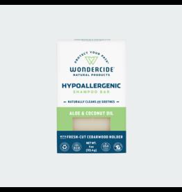 Wondercide Wondercide Hypoallergenic Shampoo Bar Aloe & Coconut 4 oz
