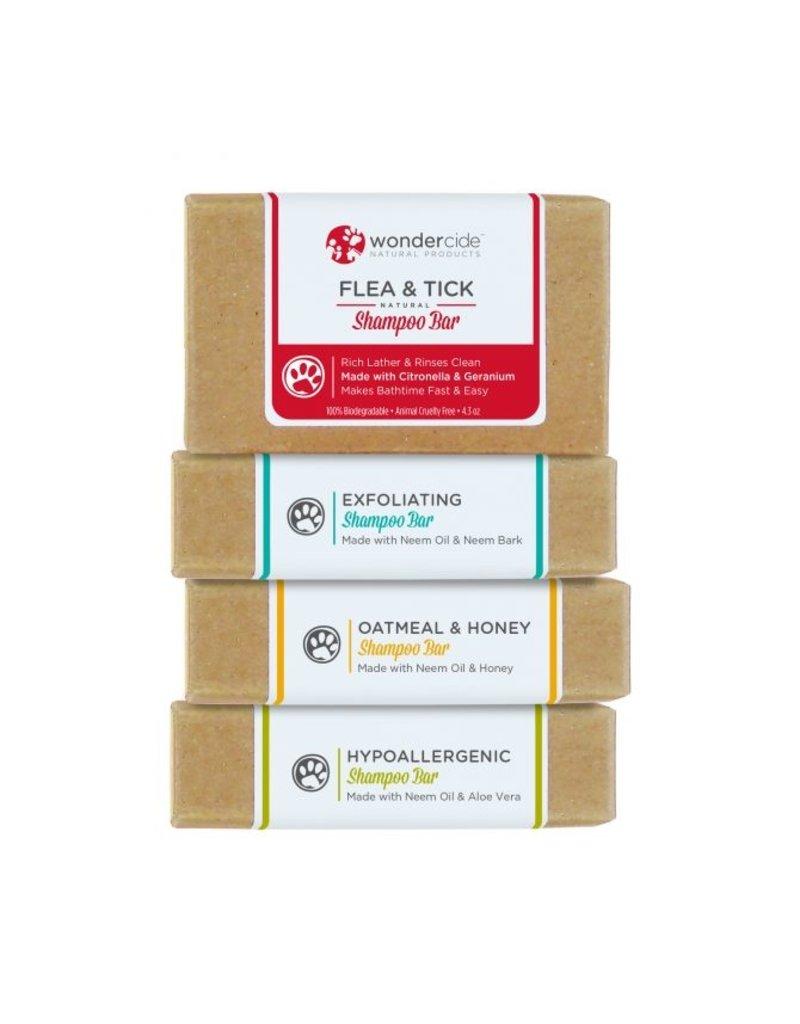 Wondercide Wondercide Shampoo Bar | Exfoliating 4 oz