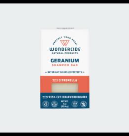 Wondercide Wondercide Flea & Tick Citronella & Geranium Shampoo Bar  4 oz