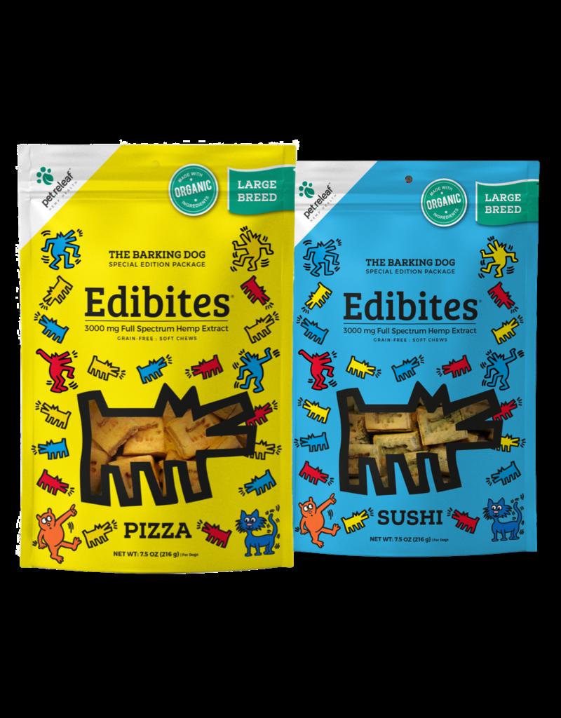 Pet Releaf Pet Releaf Soft Chew Edibites Pizza 7.5 oz