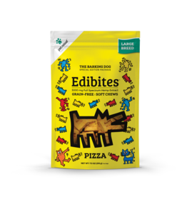 Pet Releaf Pet Releaf Soft Chew Edibites Large Breed Pizza 7.5 oz