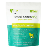 Smallbatch Pets Smallbatch Frozen Dog Food 8 oz Patties | Lamb 18 lbs ( *Frozen Products for Local Delivery or In-Store Pickup Only. *)