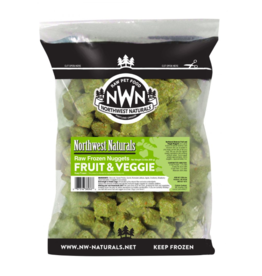 Northwest Naturals Northwest Naturals Frozen Nuggets CASE Fruit & Veggie 2 lb (*Frozen Products for Local Delivery or In-Store Pickup Only. *)