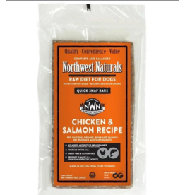 Northwest Naturals Northwest Naturals Frozen Bars Chicken & Salmon 15 lb CASE (*Frozen Products for Local Delivery or In-Store Pickup Only. *)