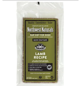 Northwest Naturals Northwest Naturals Frozen Bars Lamb 15 lb CASE (*Frozen Products for Local Delivery or In-Store Pickup Only. *)