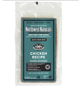Northwest Naturals Northwest Naturals Frozen Bars Chicken 15 lb CASE (*Frozen Products for Local Delivery or In-Store Pickup Only. *)