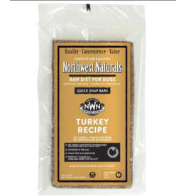 Northwest Naturals Northwest Naturals Frozen Bars Turkey 15 lb CASE (*Frozen Products for Local Delivery or In-Store Pickup Only. *)