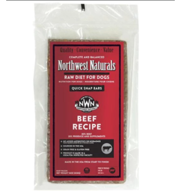 Northwest Naturals Northwest Naturals Frozen Bars Beef 15 lb CASE (*Frozen Products for Local Delivery or In-Store Pickup Only. *)