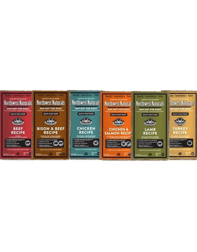 Northwest Naturals Northwest Naturals Frozen Bars Beef 25 lb CASE (*Frozen Products for Local Delivery or In-Store Pickup Only. *)