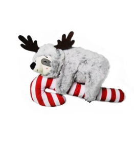 Pet Shop Pet Shop Hanging Sloth with Candy Cane Plush Toy