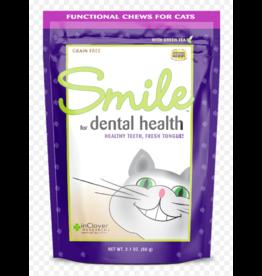 Inclover InClover Functional Cat Treats Smile 10.5 oz