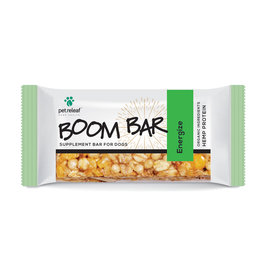 Pet Releaf Pet Releaf Boom Bar Hemp Protein Supplement Energize 1.6 oz CASE