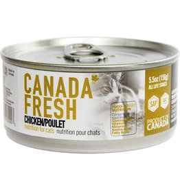 Petkind Petkind Canada Fresh Canned Cat Food CASE Chicken 5.5 oz