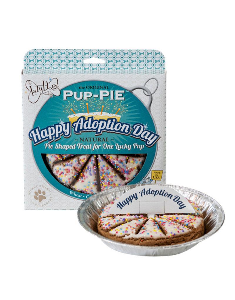 Lazy Dog Cookie Co. Lazy Dog Pup-Pie Dog Treats Happy Adoption Day 5 oz single