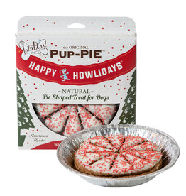 Lazy Dog Cookie Co. Lazy Dog Pup-PIE Dog Treats Happy Howlidays 5 oz Single