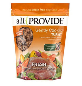 All Provide All Provide Gently-Cooked Dog Food Turkey 2 lb (*Frozen Products for Local Delivery or In-Store Pickup Only. *)