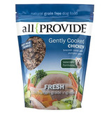 All Provide All Provide Gently-Cooked Dog Food Chicken 2 lb (*Frozen Products for Local Delivery or In-Store Pickup Only. *)