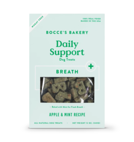 Bocce's Bakery Bocce's Bakery Dog Biscuits Breath-Aid 12 oz