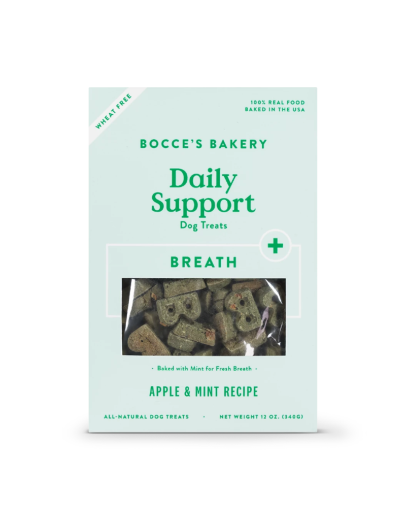 Bocce's Bakery Bocce's Bakery Dog Treats Breath-Aid 12 oz
